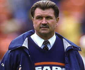 mike ditka stats