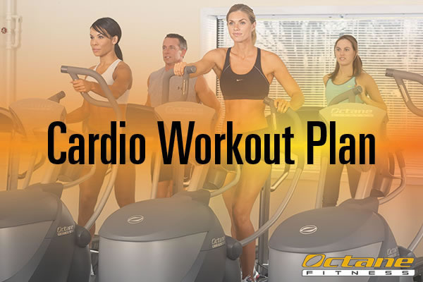cardio workout plan