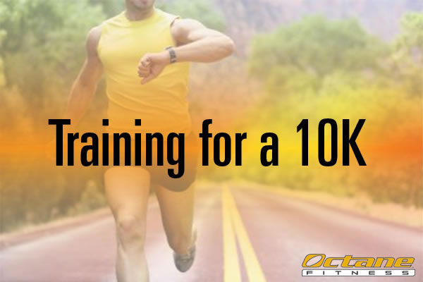 training for a 10k
