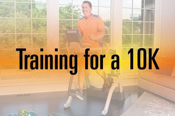 training for a10k