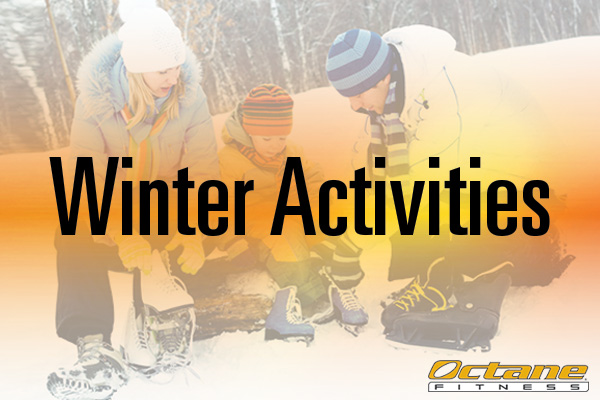 calorie burning winter activities