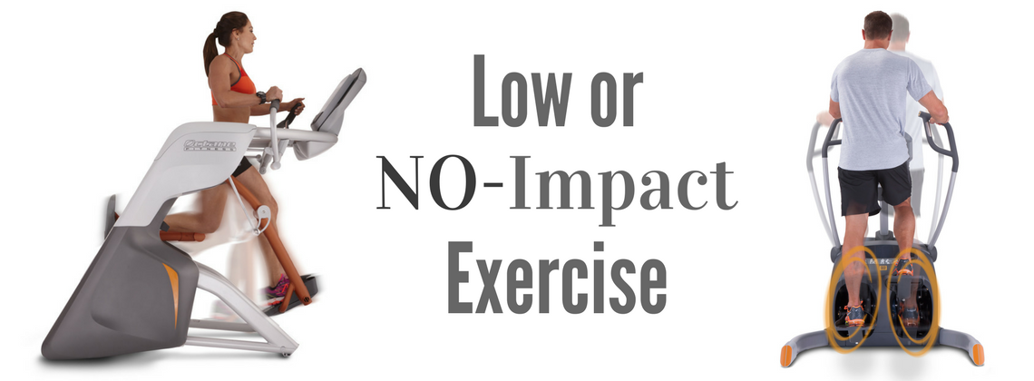 Low or No-Impact Exercise