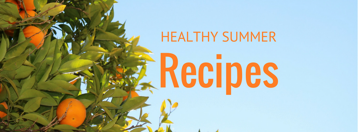 Healthy Summer Recipes