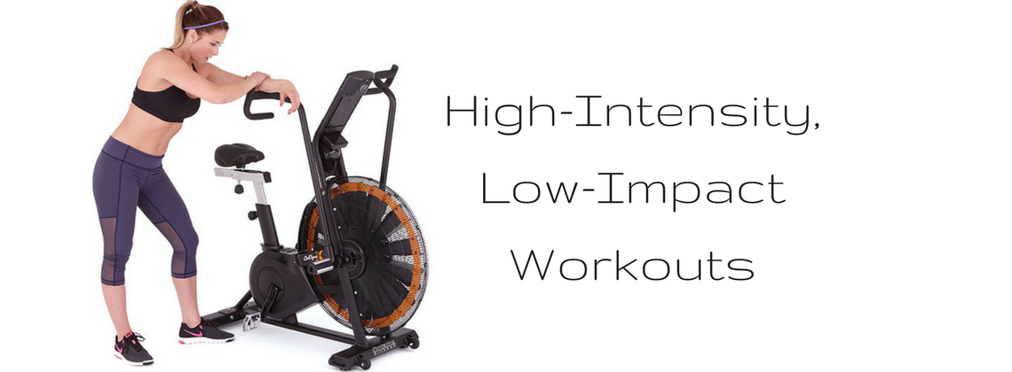 High Intensity, Low Impact Workouts