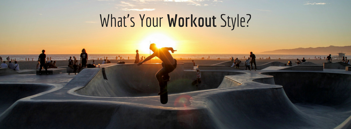 What's Your Workout Style?