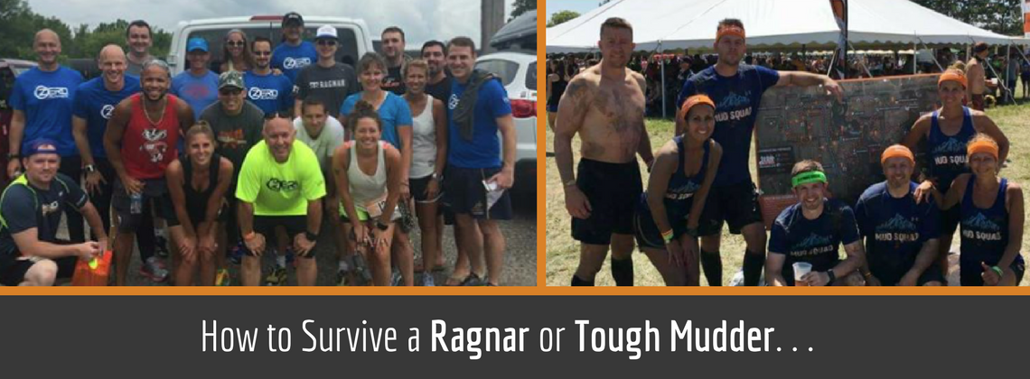 How to Survive a Ragnar or Tough Mudder