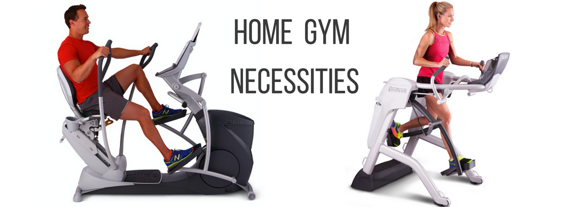 Home Gym Necessities