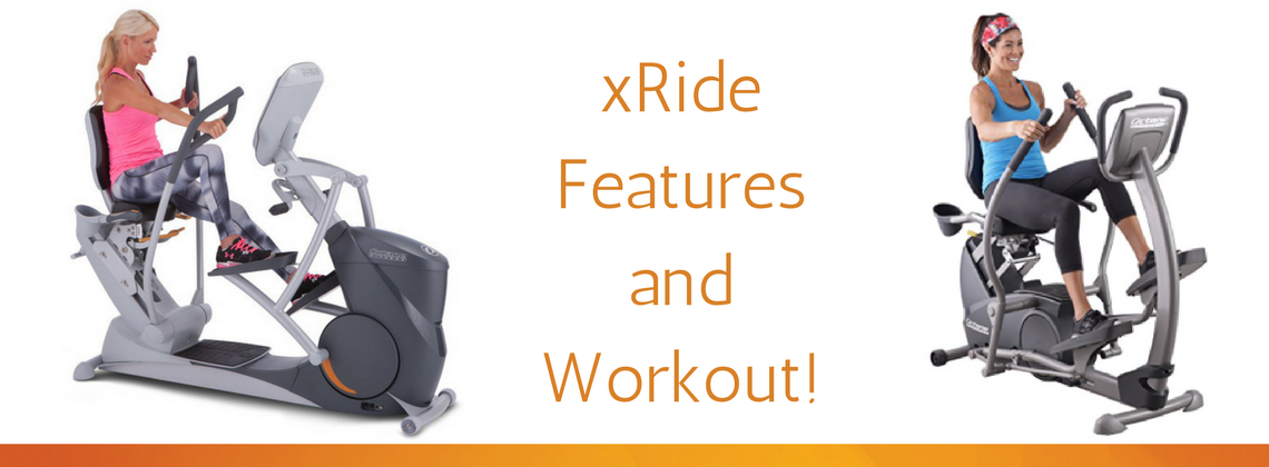 xRide Features and Workout