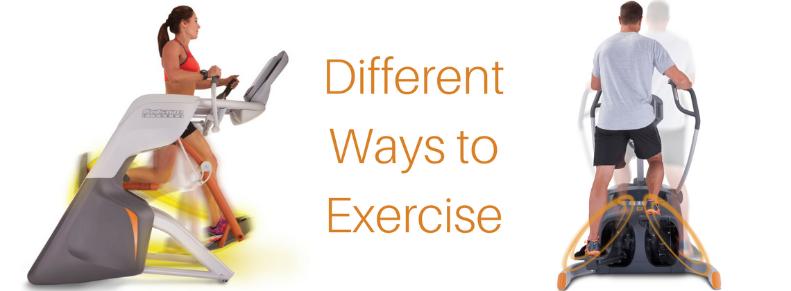 Different Ways to Exercise