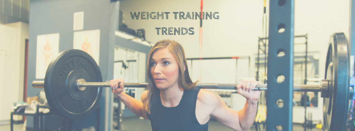 Weight Training Trends