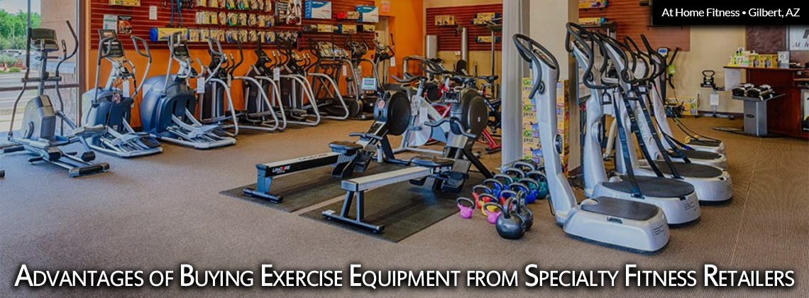 specialty fitness retailers