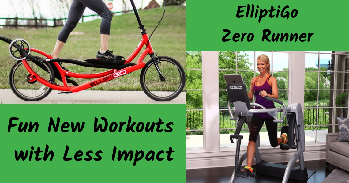 New Workouts with Less Impact