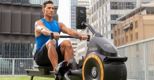 Rowing Interval Training