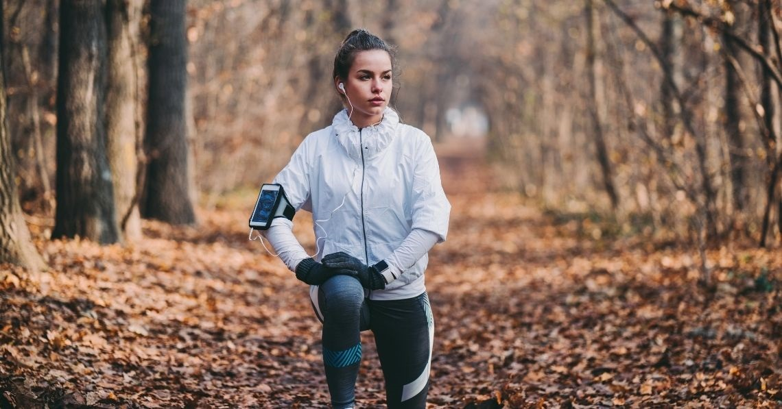 Fall Outdoor Workouts